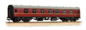 Bachmann 39-151F BR Mark 1 FK (1st Compartment), Maroon livery